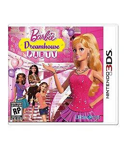 BARBIE'S DREAMHOUSE PARTY - 3DS