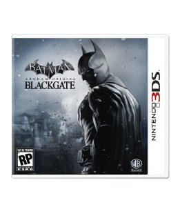 BATMAN ARKHAM ORIGINS: BLACKGATE - 3DS