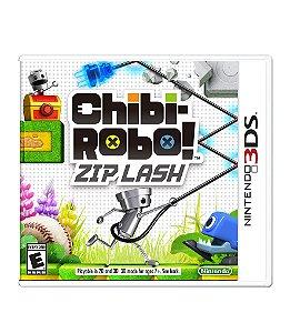 CHIBI-ROBO! ZIP LASH - 3DS