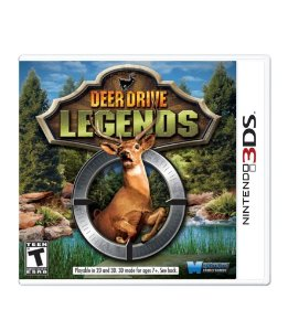 DEER DRIVE LEGENDS - 3DS