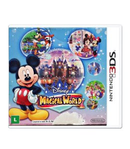 DISNEY'S MAGICAL WORLD - 3DS