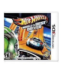 HOT WHEELS: WORLD'S BEST DRIVER - 3DS