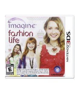 IMAGINE: FASHION LIFE - 3DS