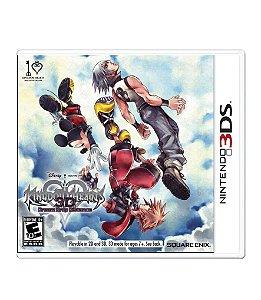 KINGDOM HEARTS 3D: DREAM DROP DISTANCE - 3DS
