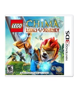 LEGO CHIMA: LAVAL'S JOURNEY - 3DS