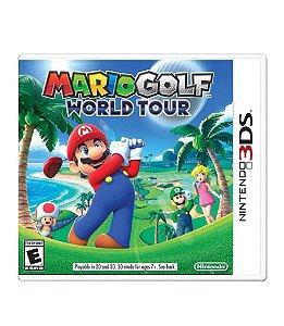MARIO GOLF: WORLD TOUR - 3DS