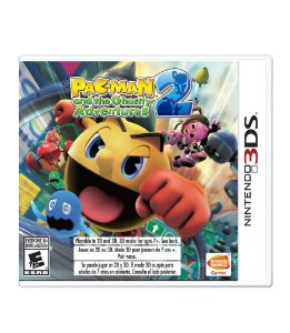 PAC-MAN E AS AVENTURAS FANTASMAGÓRICAS 2 - 3DS