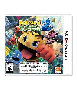 PAC-MAN E AS AVENTURAS FANTASMAGÓRICAS 2 - 3DS