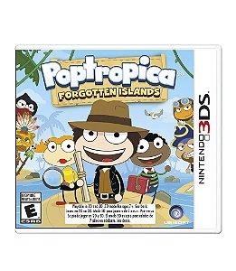 POPTROPICA: FORGOTTEN ISLANDS - 3DS