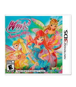WINX CLUB: SAVING ALFEA - 3DS