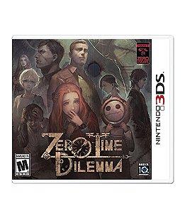 ZERO TIME DILEMMA - 3DS