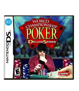 WORLD CHAMPIONSHIP POKER - DELUXE SERIES - DS