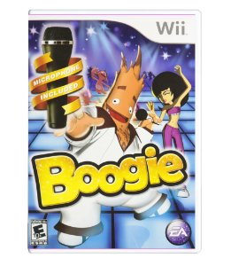 BOOGIE + MICROFONE - WII