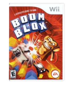 BOOM BLOX: BASH PARTY - WII