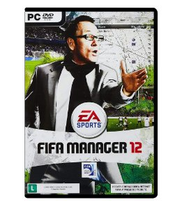 FIFA MANAGER 12 - PC