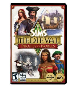 THE SIMS - MEDIEVAL: PIRATES & NOBLES - PC