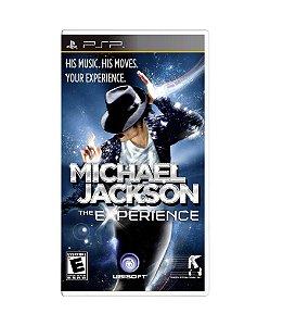 MICHAEL JACKSON: THE EXPERIENCE - PSP