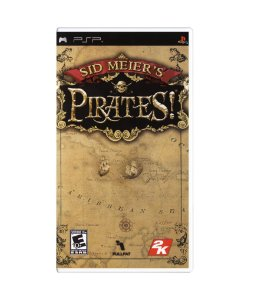 SID MEIER'S PIRATES! - PSP