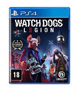 WATCH_DOGS LEGION - PS4