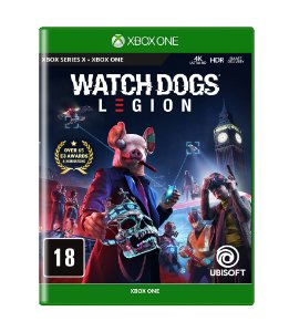 WATCH DOGS LEGION - XBOX ONE