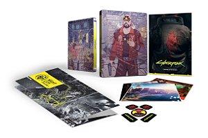 CYBERPUNK 2077 STEELBOOK - PS4 (LANÇAMENTO DIA 10/12)