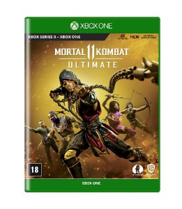 MORTAL KOMBAT 11 ULTIMATE - XBOX SERIES S-X