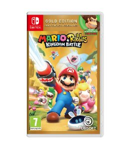 MARIO + RABBIDS: KINGDOM BATTLE GOLD EDITION – SWITCH