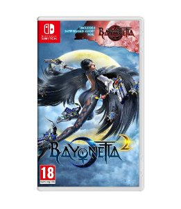 BAYONETTA 2+1 – SWITCH