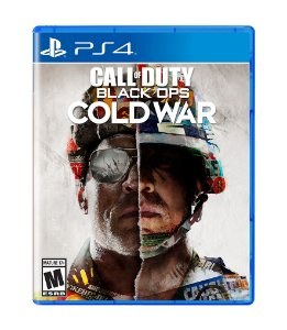 CALL OF DUTY BLACK OPS:COLD WAR - PS4