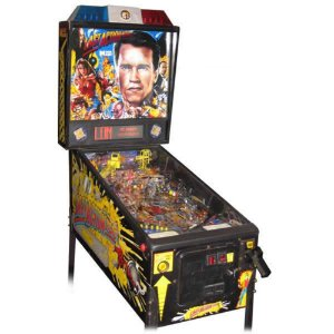 PINBALL LAST ACTION HERO