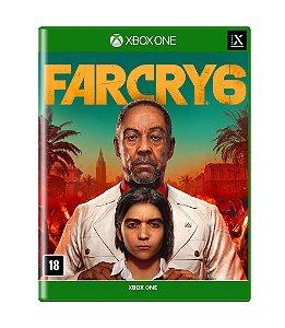 FAR CRY 6 - XBOX ONE / SERIES X