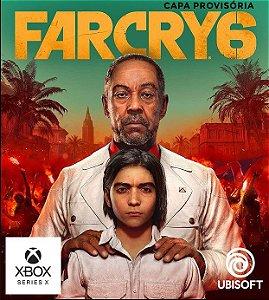 FAR CRY 6 - XBOX ONE SERIES X