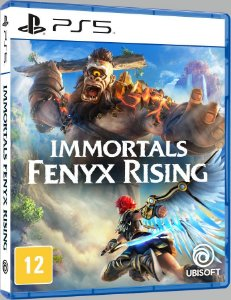IMMORTALS FENYX RISING - PS5