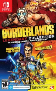 BORDERLANDS: LEGENDARY COLLECTION - SWITCH