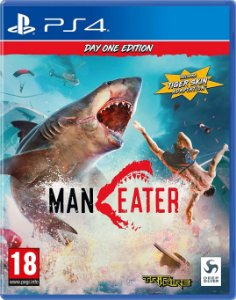 MANEATER: DAY ONE EDITION - PS4