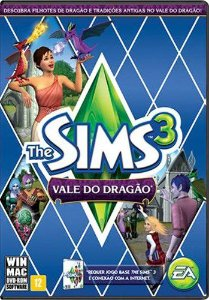 THE SIMS 3: VALE DO DRAGÃO - PC