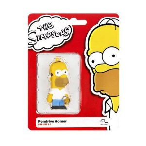 PENDRIVE THE SIMPSONS: HOMER 8GB