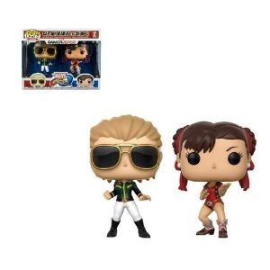 POP MARVEL VS CACPCOM INFINITE: CAPTAIN MARVEL VS CHUN-LI 136