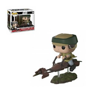 POP STAR WARS: PRINCESS LEIA WITH SPEEDER BIKE 228