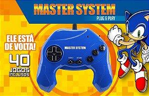 MASTER SYSTEM PLUG & PLAY