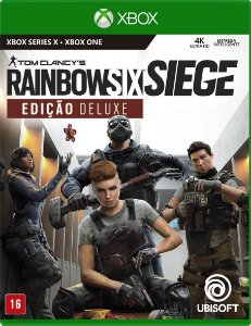 TOM CLANCY's RAINBOW SIX SIEGE: ED.DELUXE - XBOX ONE / SERIES X