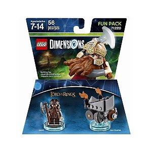 GIMLI - LEGO DIMENSIONS