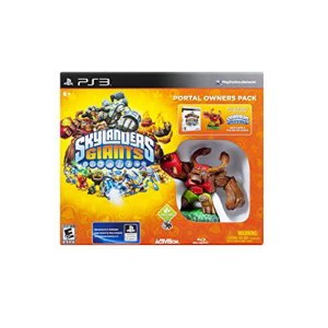 SKYLANDERS GIANTS STARTER PACK PS3 - PORTAL OWNERS