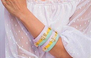 Bracelete Resina Abelhas