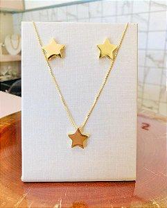 Conjunto Estrela Liso