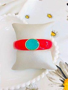 Bracelete Esmaltado Florença
