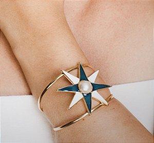 Bracelete Estrela Biarritz