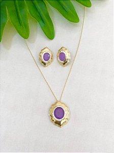 Conjunto Ultra Violet Fusion