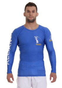 RASH GUARD ALLIANCE VULKAN AZUL 2021