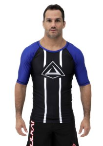 RASH GUARD VULKAN CHALLENGE MC AZUL